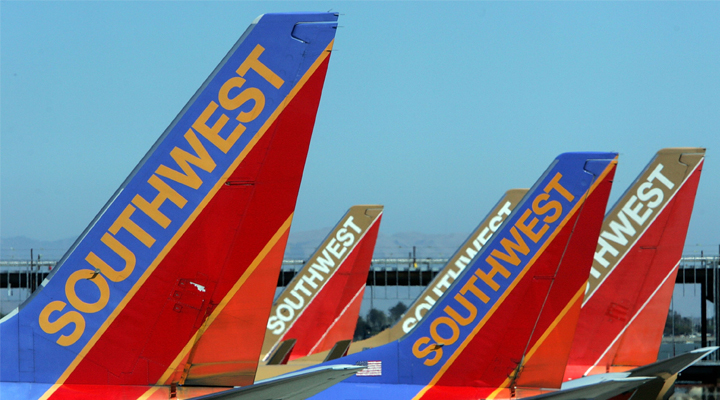 Adams Golf Teams Up With Southwest Airlines