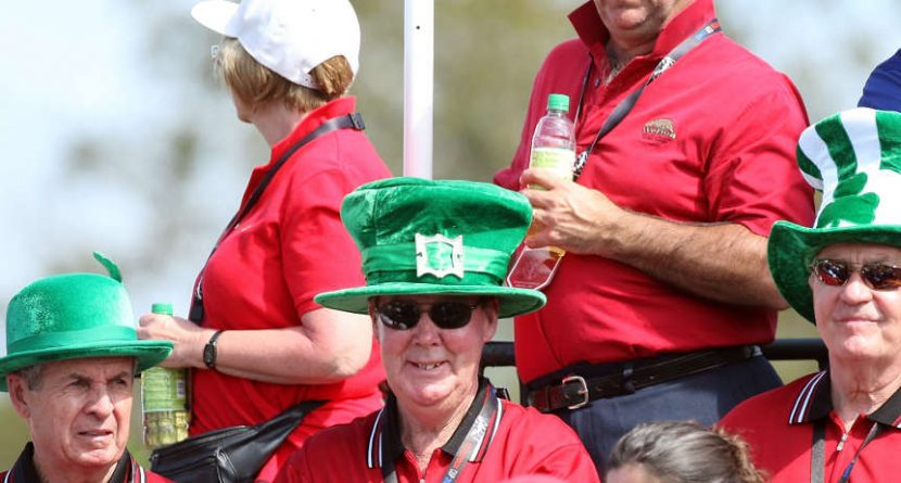 The Ultimate St. Paddy's Day Golf Outfit