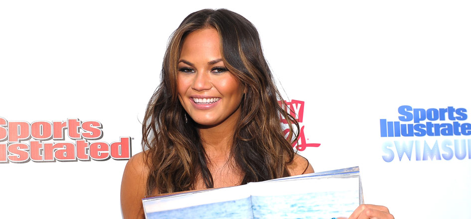 Chrissy Teigen's Naked Instagram