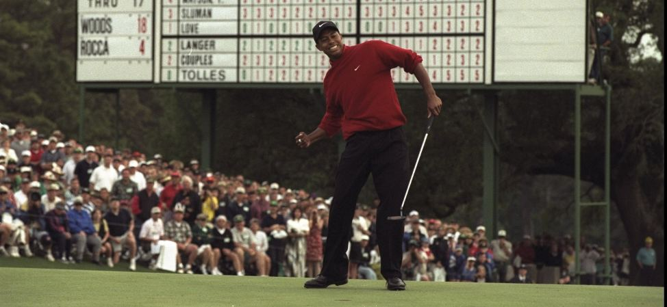 Tiger, Phil, Bubba & DJ:~Other -Ings on the PGA Tour