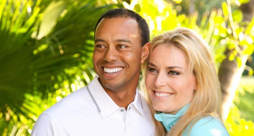 Tiger Woods Confirms Relationship With Lindsey Vonn