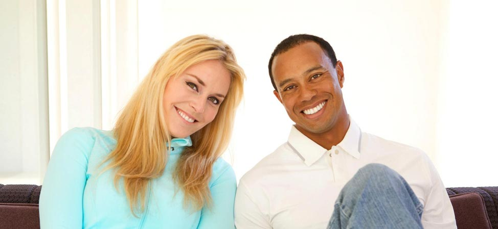 Tiger Woods + Lindsey Vonn = Publicity Stunt?