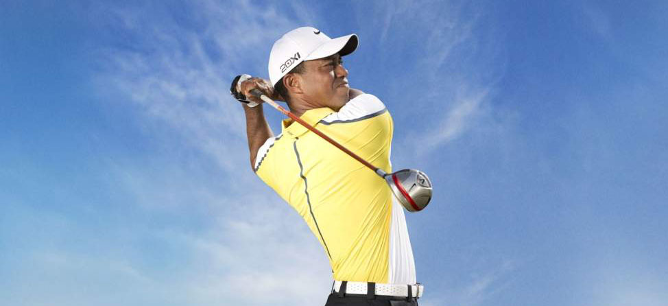Tiger Helps Nike Design New Golf Shirt