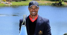 Tiger Woods on Fairways of Life