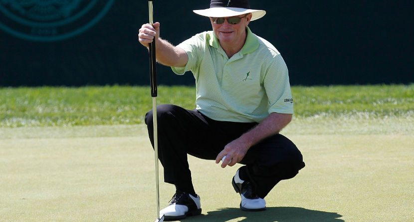 """Fairways of Life:~Kite Says Golf Not """"Sustainable"""""""