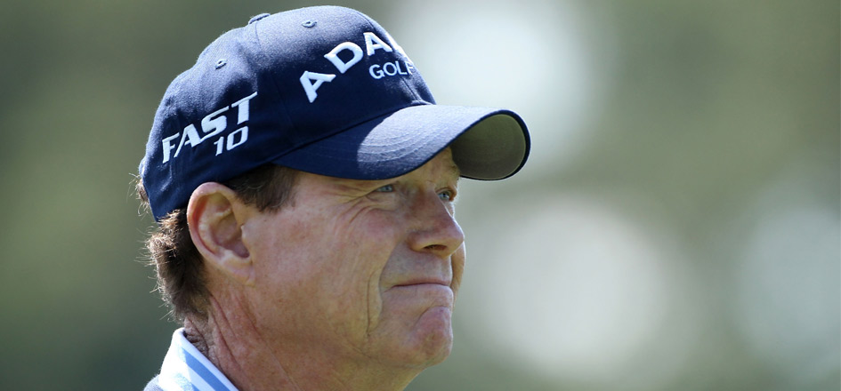 Tom Watson says Rory is Lacking Confidence