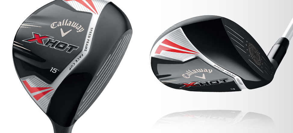 Gearing Up: Callaway X Hot Fairway Woods