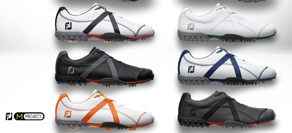 Win Footjoy M:Project Shoes