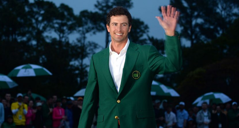 A Look Inside The Green Jacket