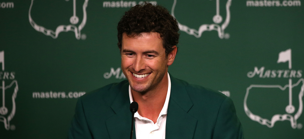 Adam Scott: Masters Winner, Eligible Bachelor
