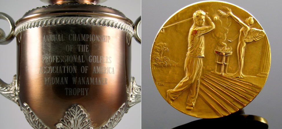 Al Geiberger's Auction: Wanamaker Trophy Goes For $62k