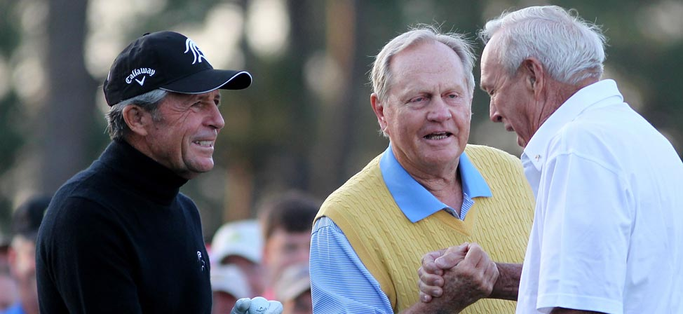 The History Of The Masters Honorary Starters