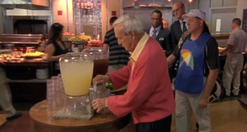 How Arnold Palmer Orders An Arnold Palmer