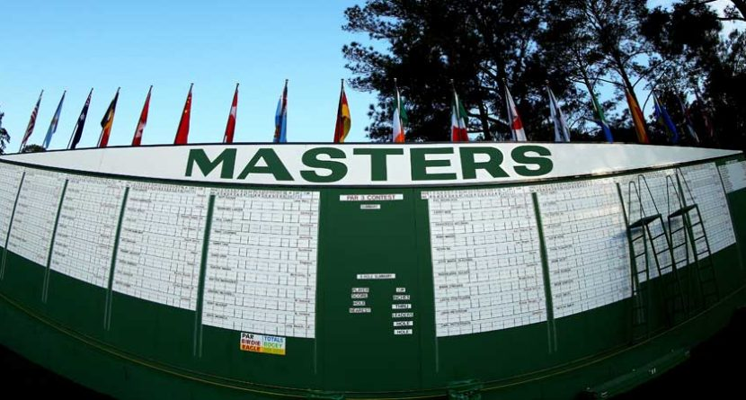 Back9Network Has Masters Weekend Covered