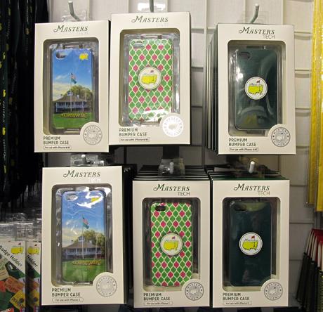 Augusta iPhone cases