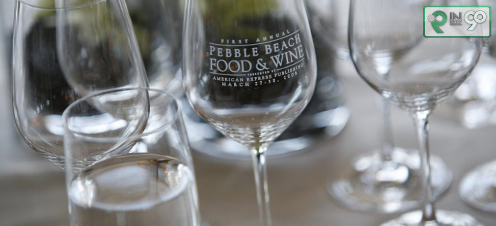 Back9 in 90 (4/3): Pebble Beach Food & Wine Festival