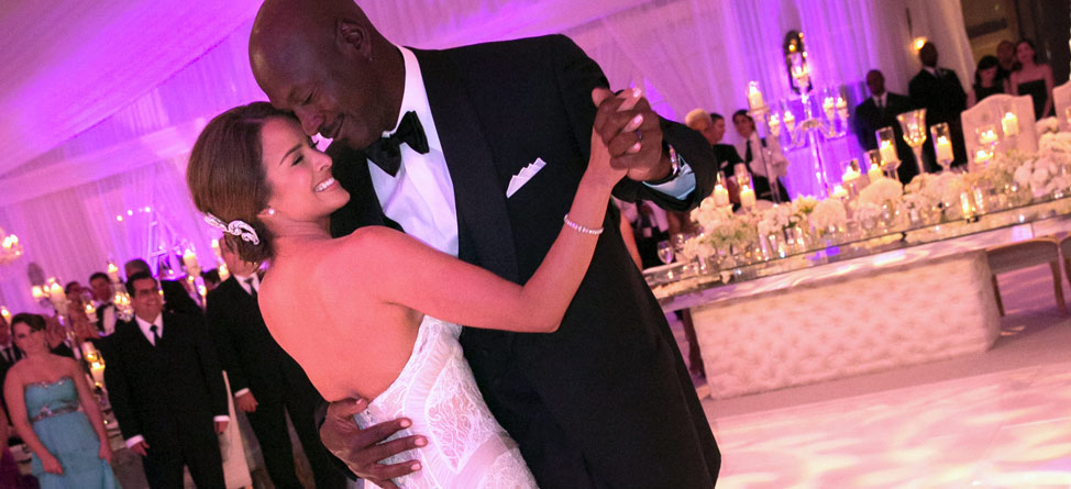 Back9 in 90: Michael Jordan's Wedding