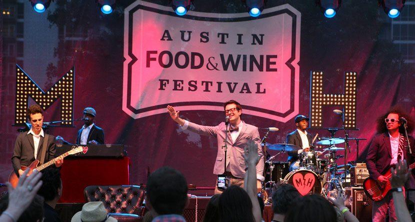 Back9 in 90 – Austin Food & Wine Festival