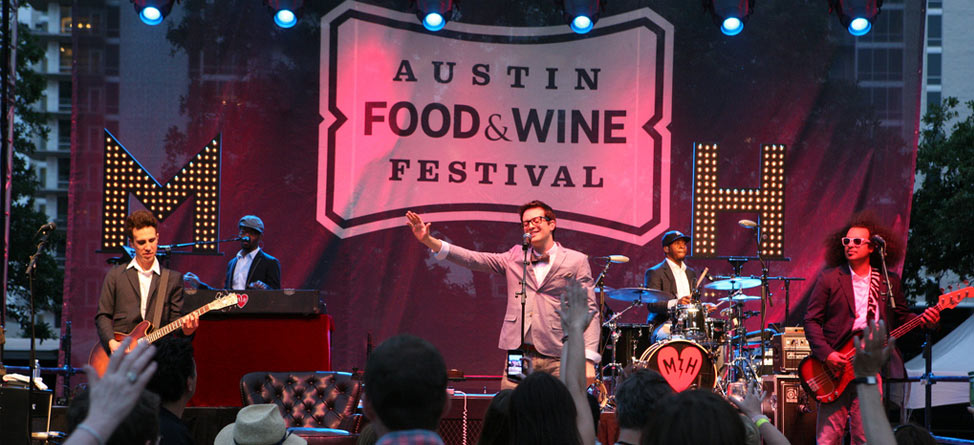 Back9 in 90 – Austin Food & Wine Festival