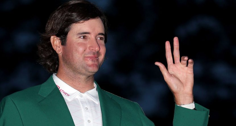 Seven Champions, 10 Dinners At Augusta