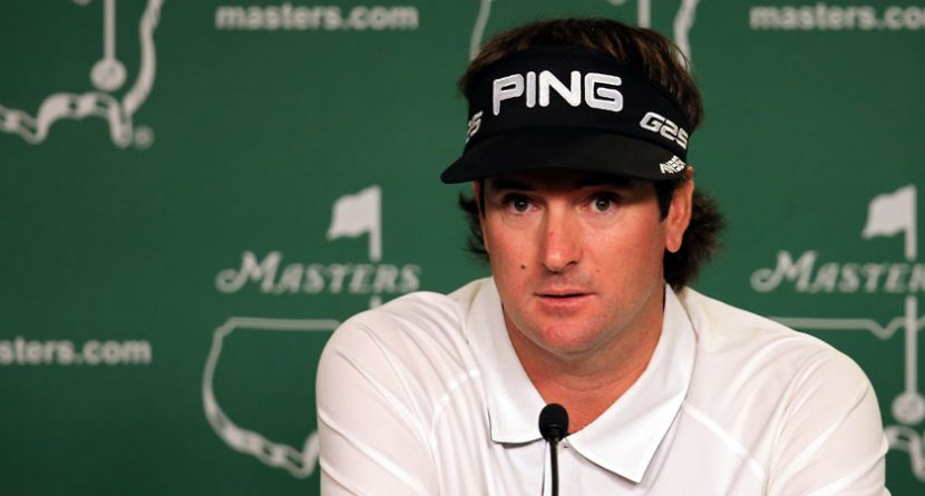 Bubba Watson Shares Champions Dinner Menu