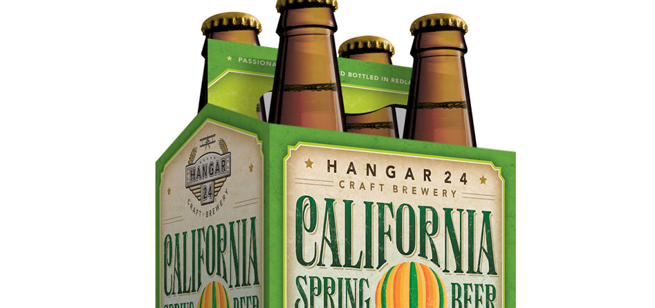 Mug Shots:~California Spring Beer