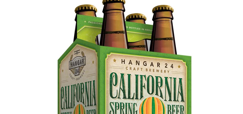 Mug Shots:~California Spring Beer