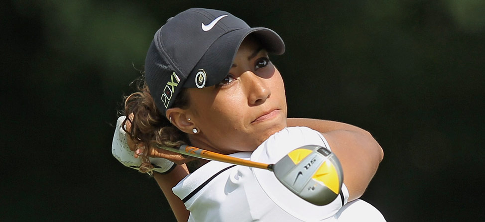 Cheyenne Woods: Impressions Of Augusta National
