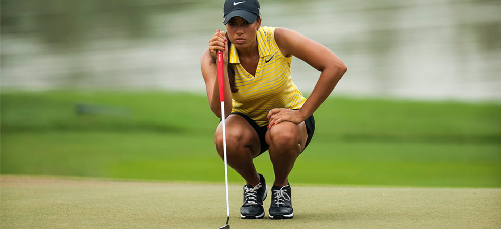 Cheyenne Woods Signs With Rolex