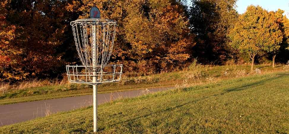 Golf In Augusta — Disc Golf, That Is