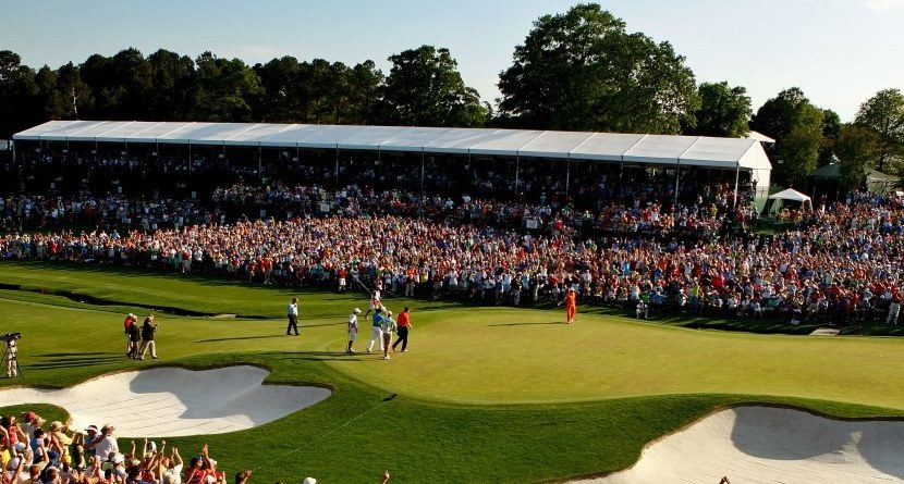 Survival Of 'Green Mile' Crucial At Quail Hollow