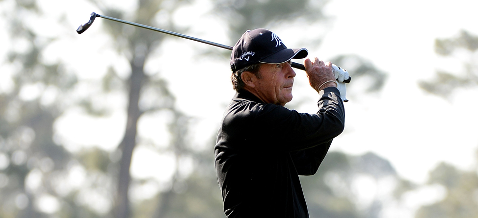 Back9 In 90: Gary Player Talks With Cheyenne Woods