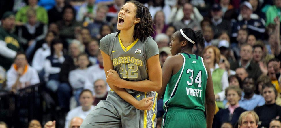 Griner To The NBA? Women Who Could Play The PGA Tour
