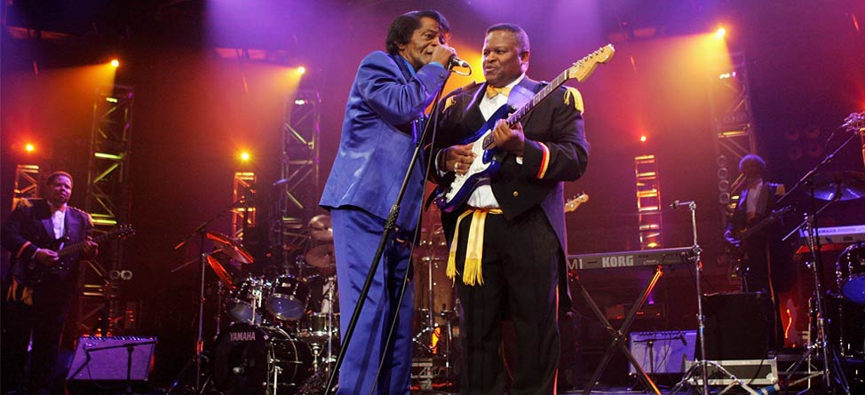 James Brown: The Soul Of Augusta