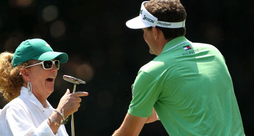 Will Augusta National Anchor Down?
