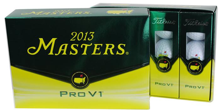 Masters-Golf-Balls