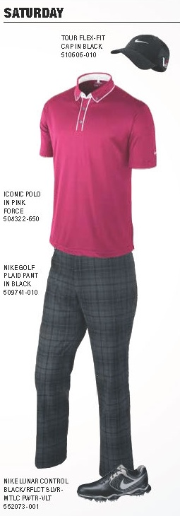 Rory McIlroy Scripting Saturday
