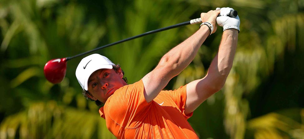 Rory McIlroy Reveals His Masters Golf Bags