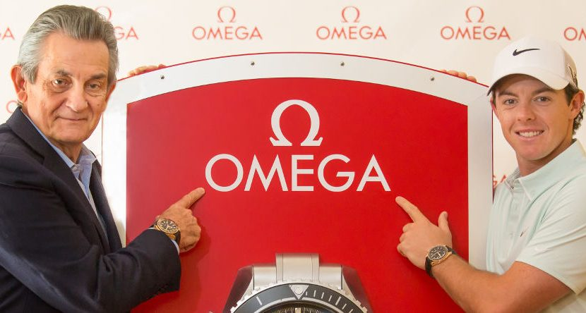 McIlroy Signs Endorsement Deal With Omega
