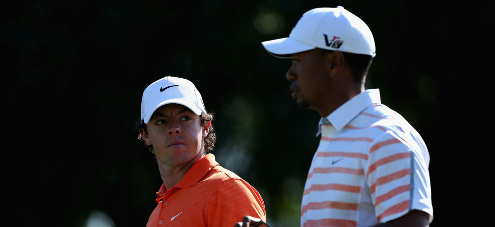Back9Network Style: Tiger Woods' & Rory McIlroy's Fashion Week