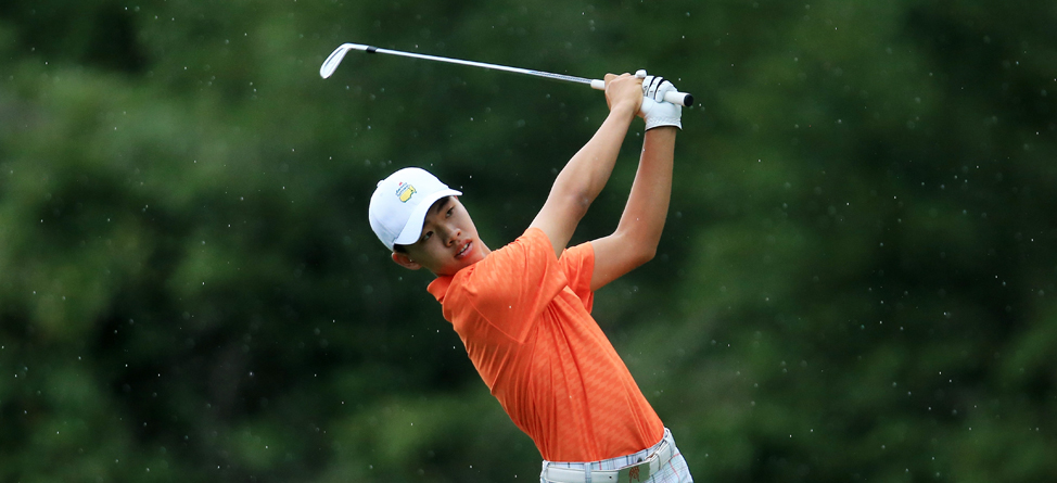 Tianlang Guan Hit With Slow Play Penalty, Still Makes Masters Cut
