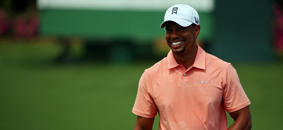 2013 Masters: Tiger Woods' Scripting, Day 3