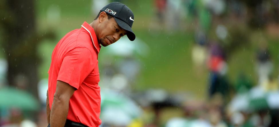 EA Sports Cancels Tiger Woods '15