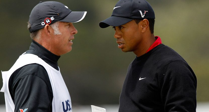 Steve Williams: 'Tiger Should Have Been DQ'd'