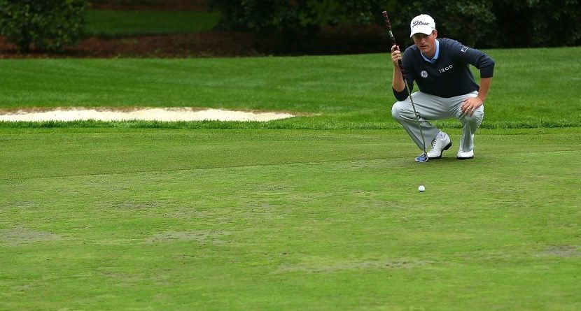 Quail Hollow Greens Are Fine, Say Players Who Actually Showed Up
