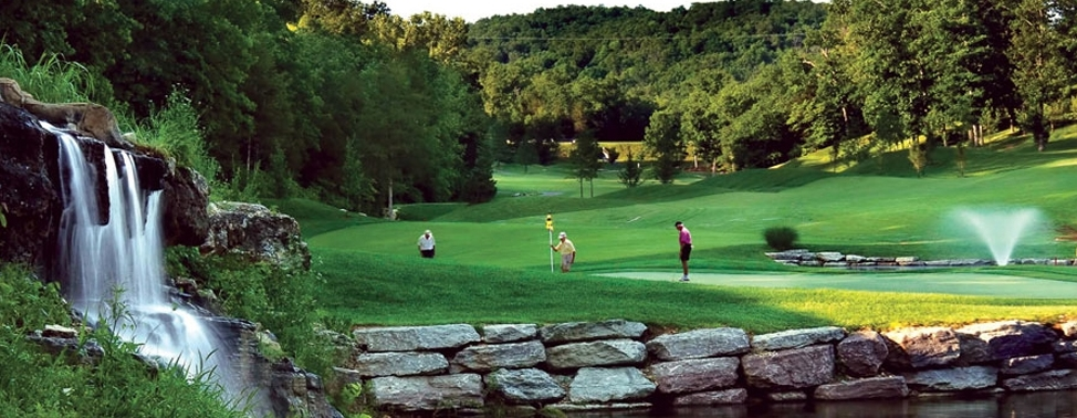 Ballin' in Branson: World Class Golf In Missouri