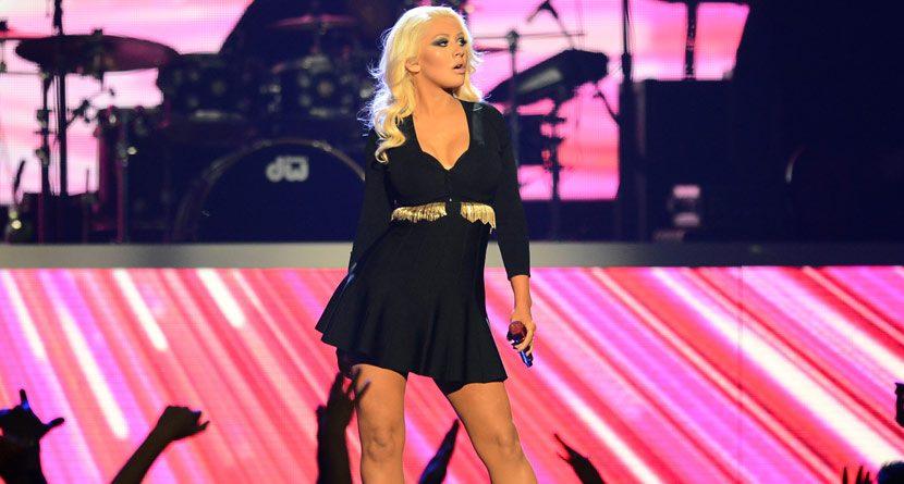 What's Hot: Christina Aguilera