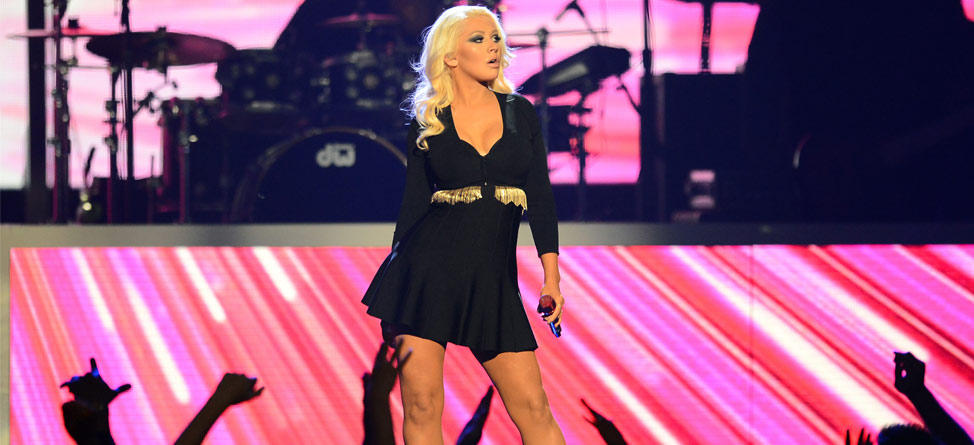 What's Hot: Christina Aguilera