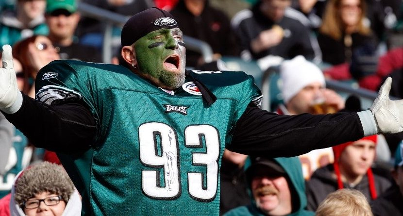 #Back9Philly: Rowdy Philly Fans