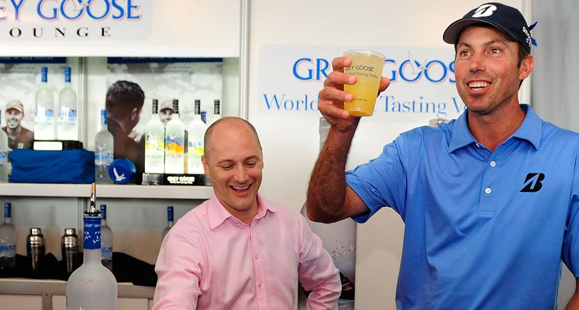 Grey Goose to Become Official Spirit of PGA Tour